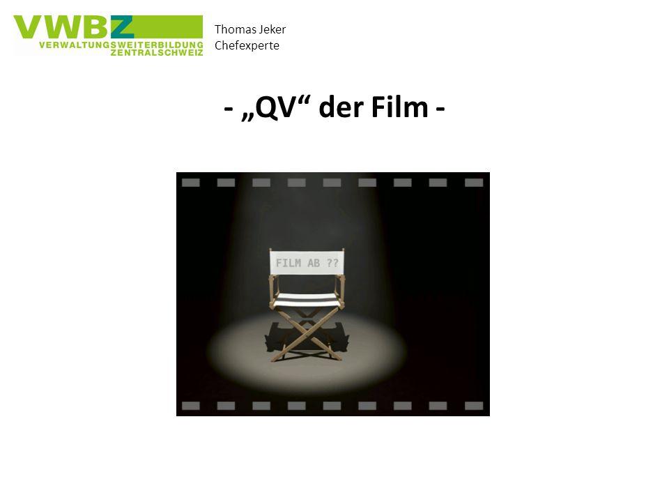 """- """"QV der Film -"""