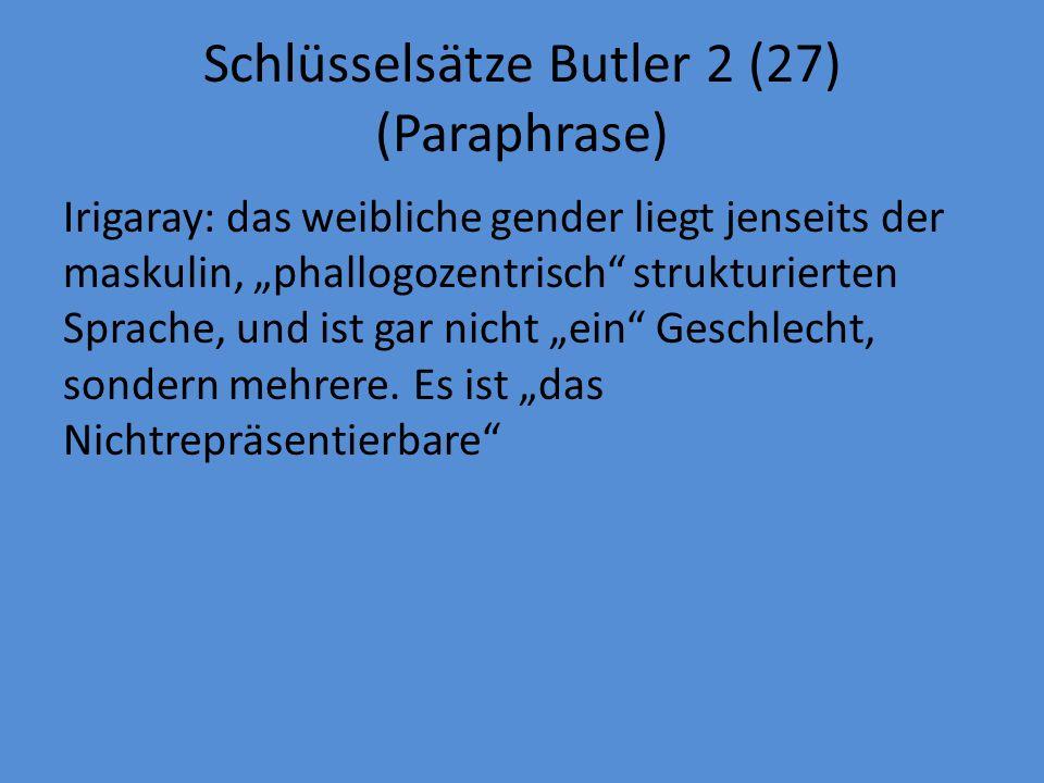 Schlüsselsätze Butler 2 (27) (Paraphrase)