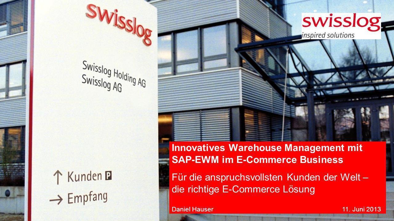 Innovatives Warehouse Management mit SAP-EWM im E-Commerce Business