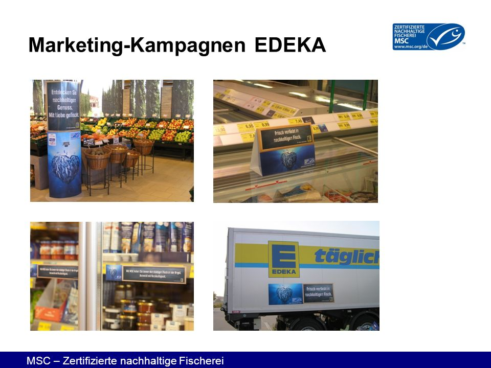 Marketing-Kampagnen EDEKA