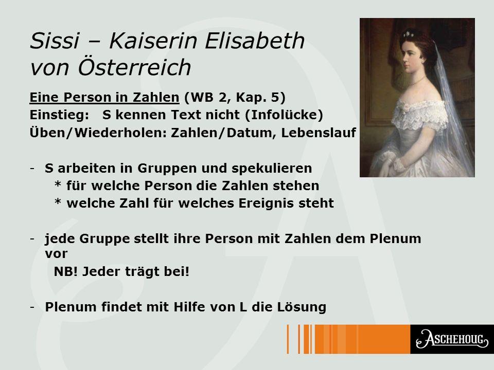 Sissi – Kaiserin Elisabeth von Österreich