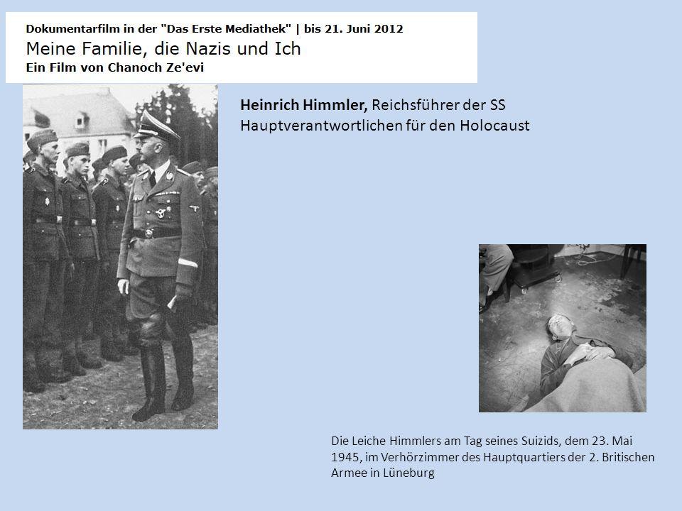 Heinrich Himmler, Reichsführer der SS