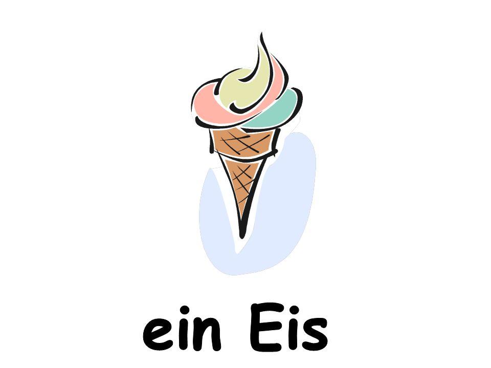 ein Eis