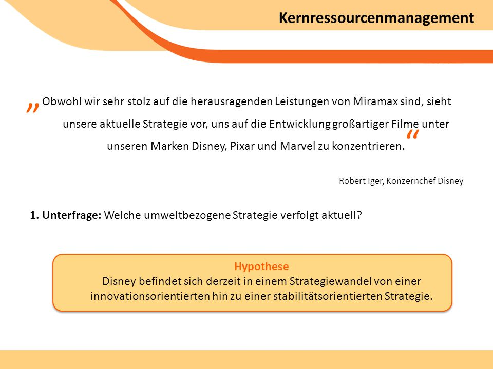 """ Kernressourcenmanagement"