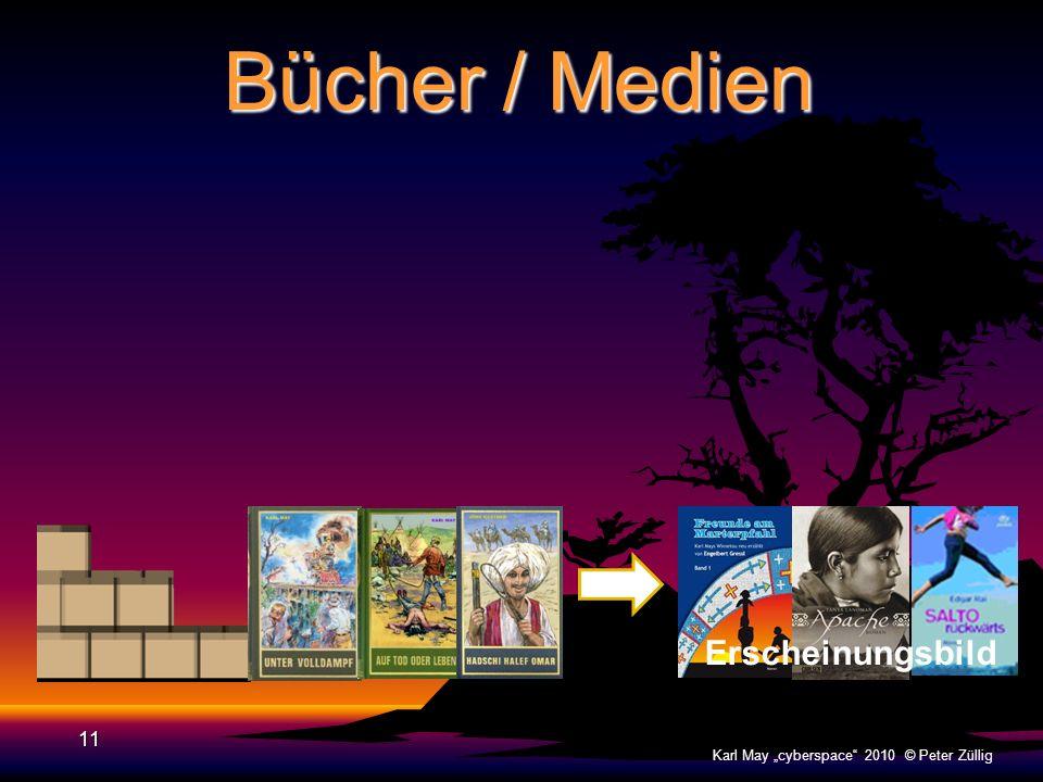 Bücher / Medien Erscheinungsbild