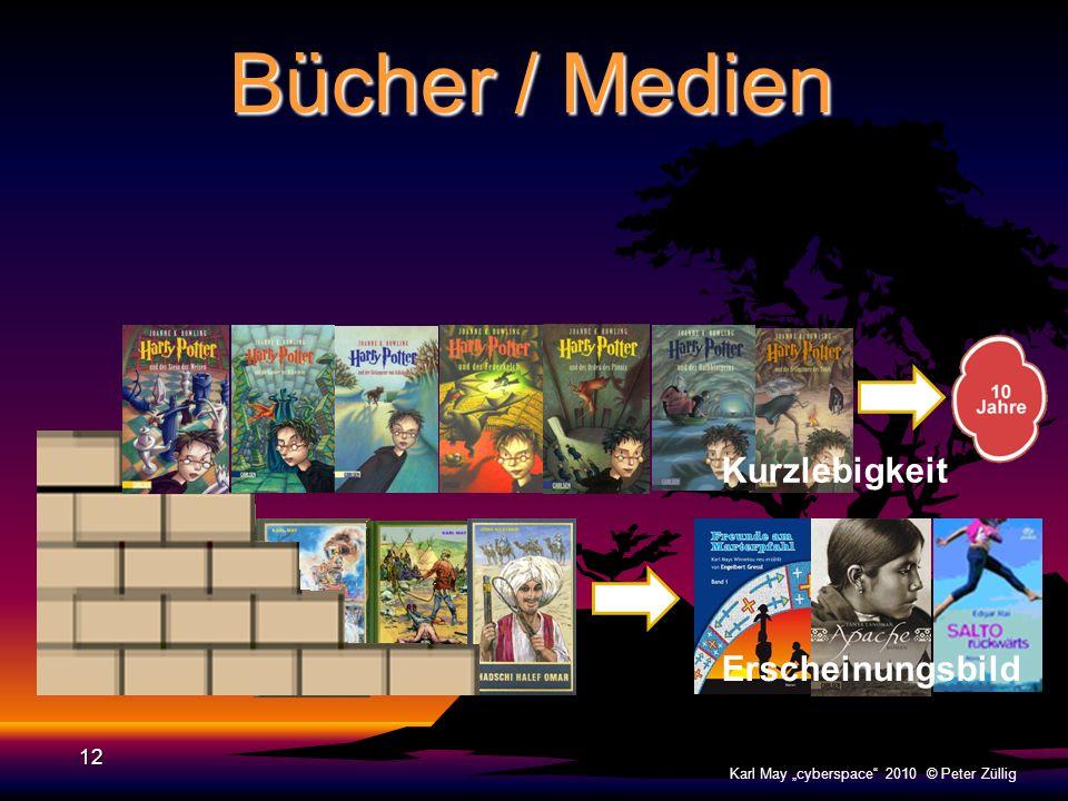Bücher / Medien Kurzlebigkeit Erscheinungsbild