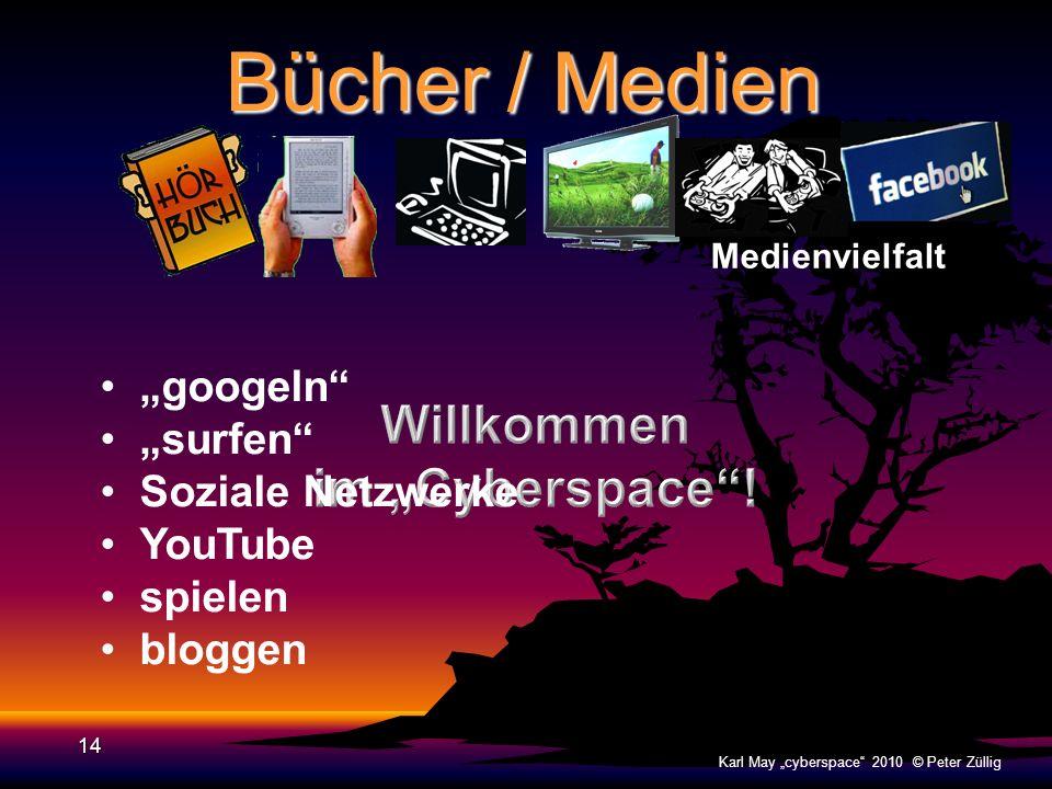 """Willkommen im """"Cyberspace !"""