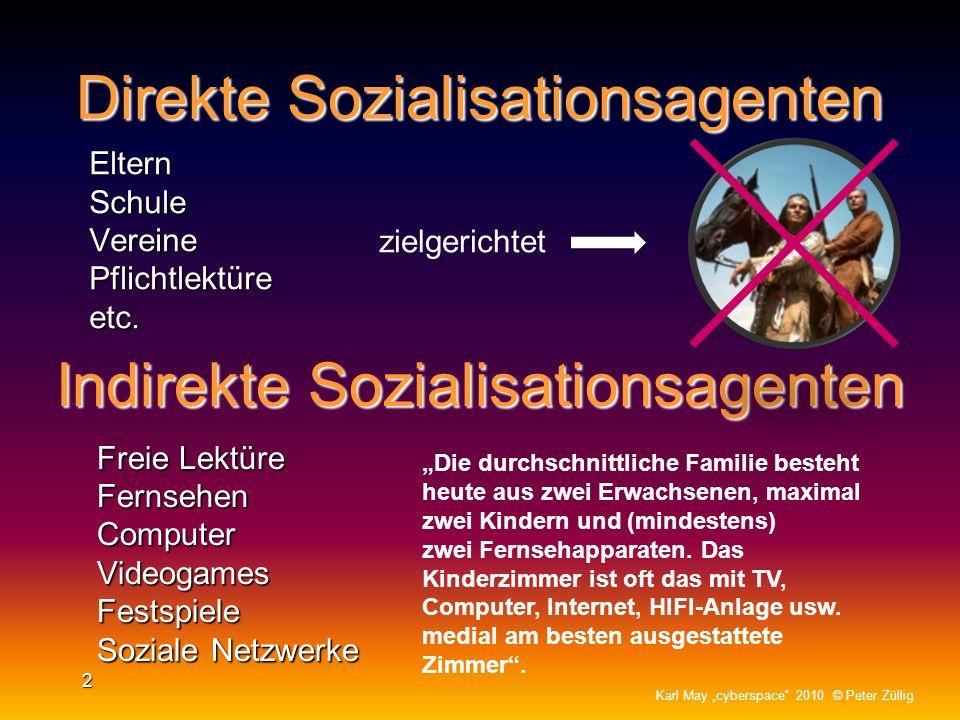Direkte Sozialisationsagenten