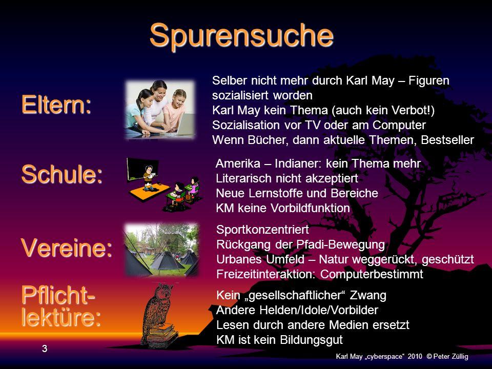 Spurensuche Eltern: Schule: Vereine: Pflicht- lektüre:
