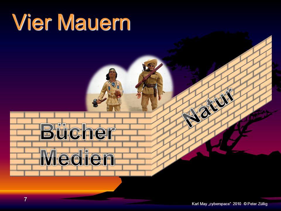 Vier Mauern Natur Bücher Medien