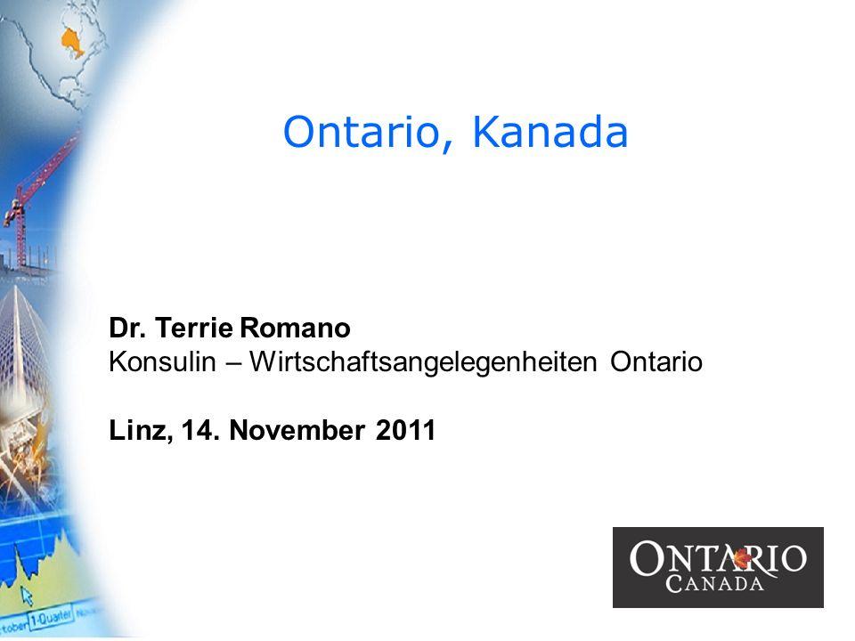 Ontario, Kanada Dr. Terrie Romano