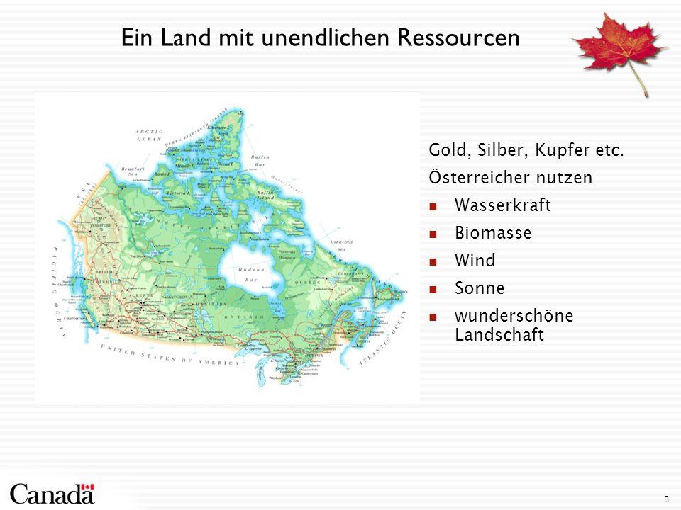 Ein Land mit unendlichen Ressourcen