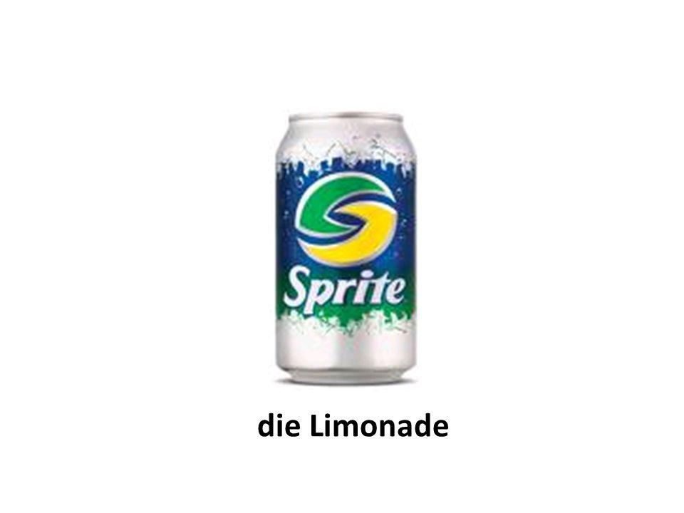 die Limonade