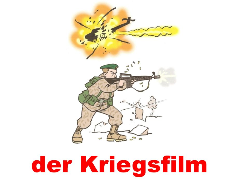 der Kriegsfilm