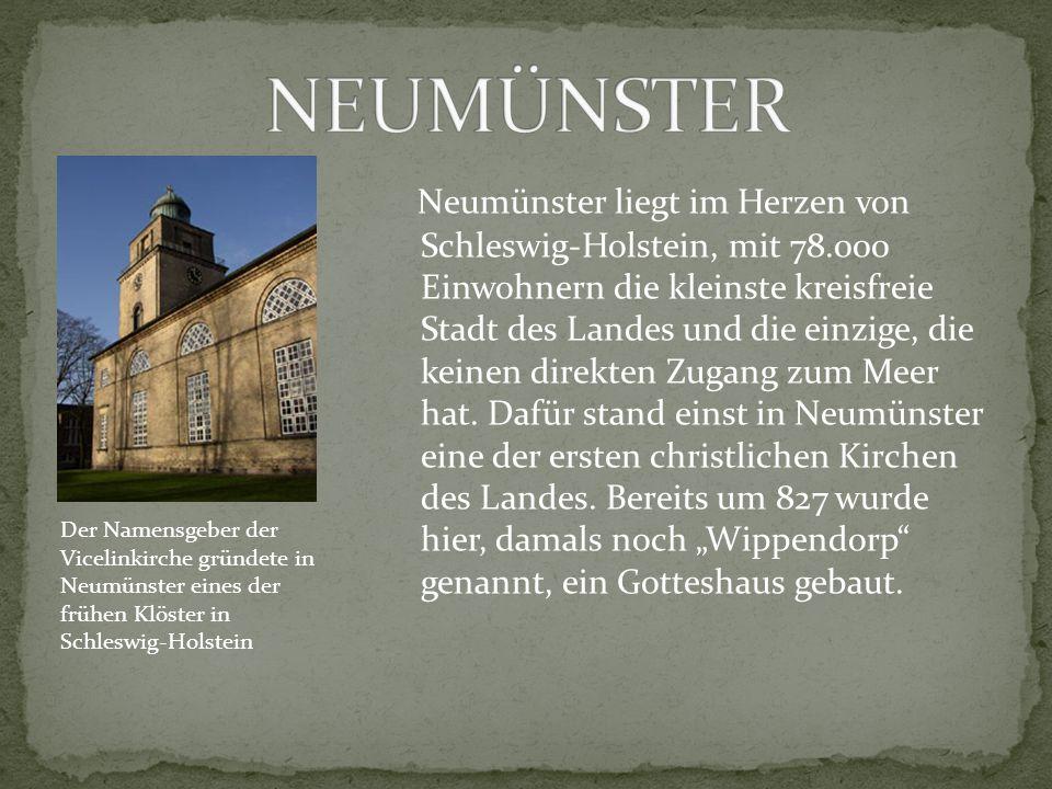 NEUMÜNSTER
