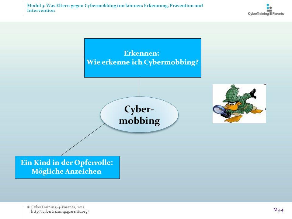 Wie erkenne ich Cybermobbing Ein Kind in der Opferrolle: