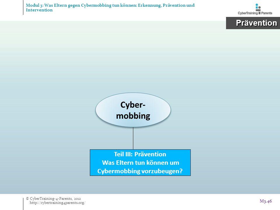 Was Eltern tun können um Cybermobbing vorzubeugen