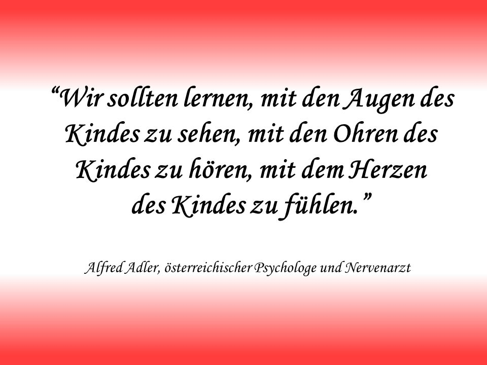 Alfred Adler, österreichischer Psychologe und Nervenarzt