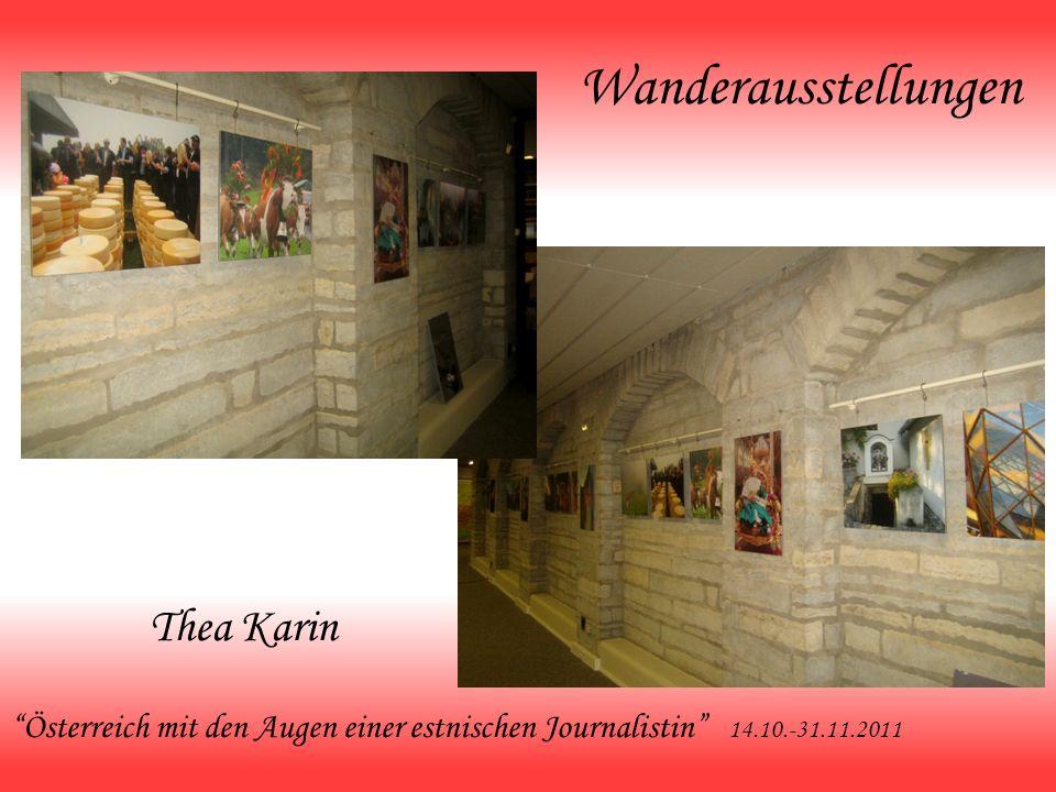 Wanderausstellungen Thea Karin