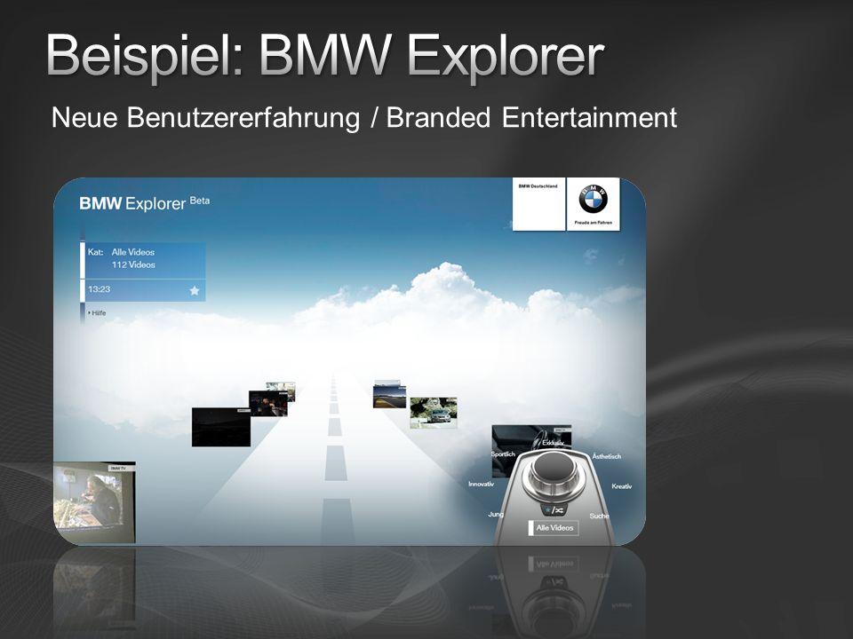 Beispiel: BMW Explorer