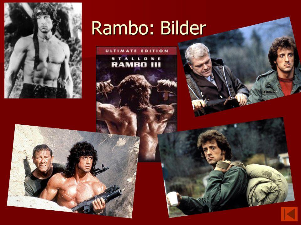 Rambo: Bilder