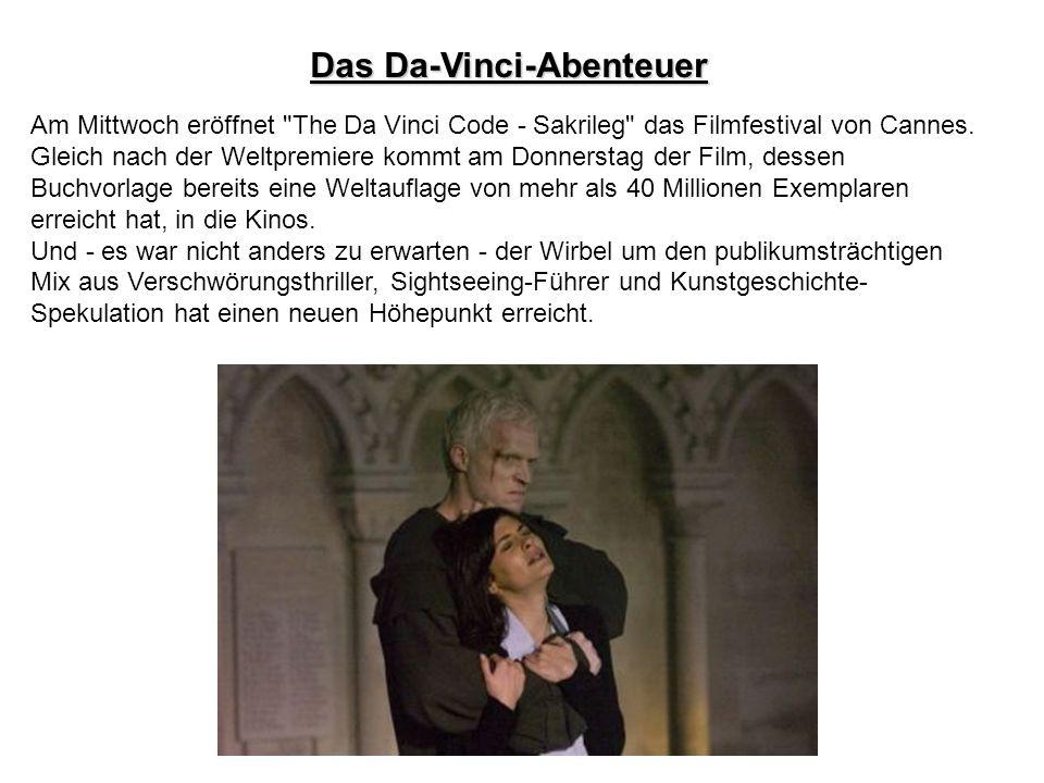 Das Da-Vinci-Abenteuer