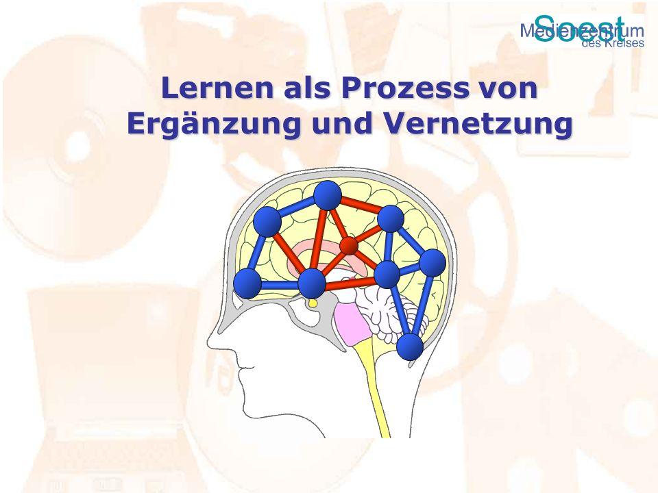 Lernen als Prozess von Ergänzung und Vernetzung
