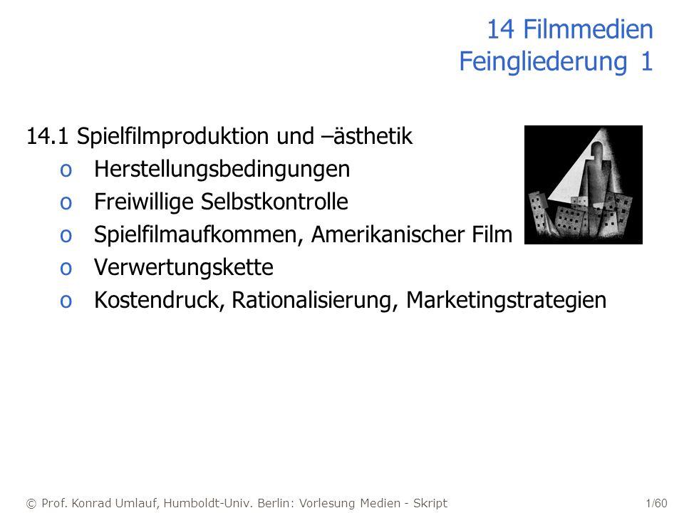 14 Filmmedien Feingliederung 1