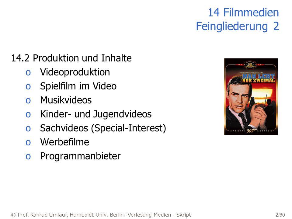 14 Filmmedien Feingliederung 2