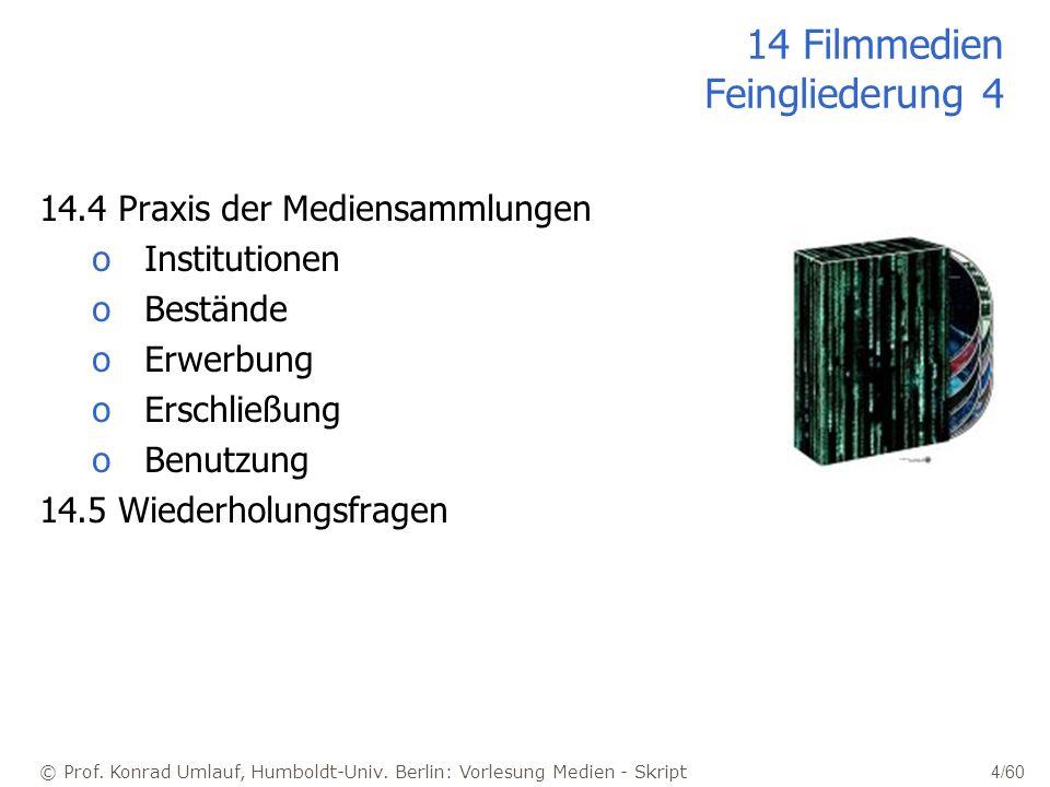 14 Filmmedien Feingliederung 4