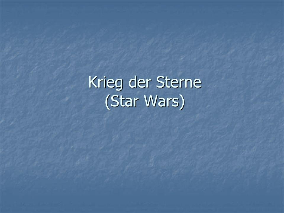Krieg der Sterne (Star Wars)