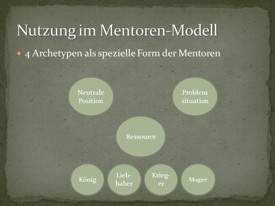 Nutzung im Mentoren-Modell
