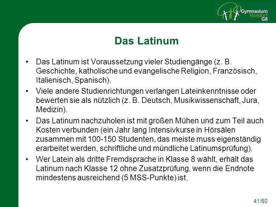 Das Latinum