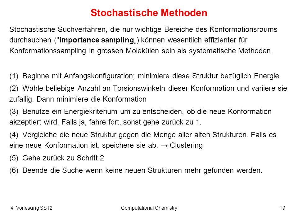 Stochastische Methoden