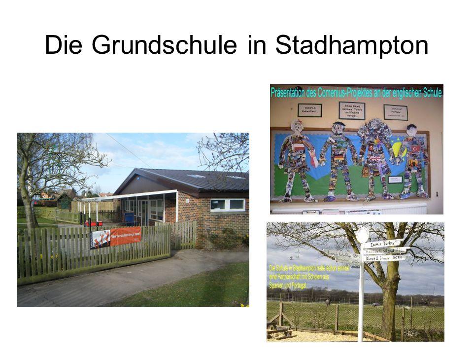 Die Grundschule in Stadhampton