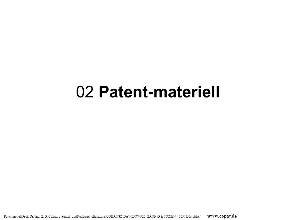 02 Patent-materiell