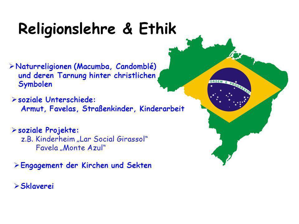 Religionslehre & Ethik