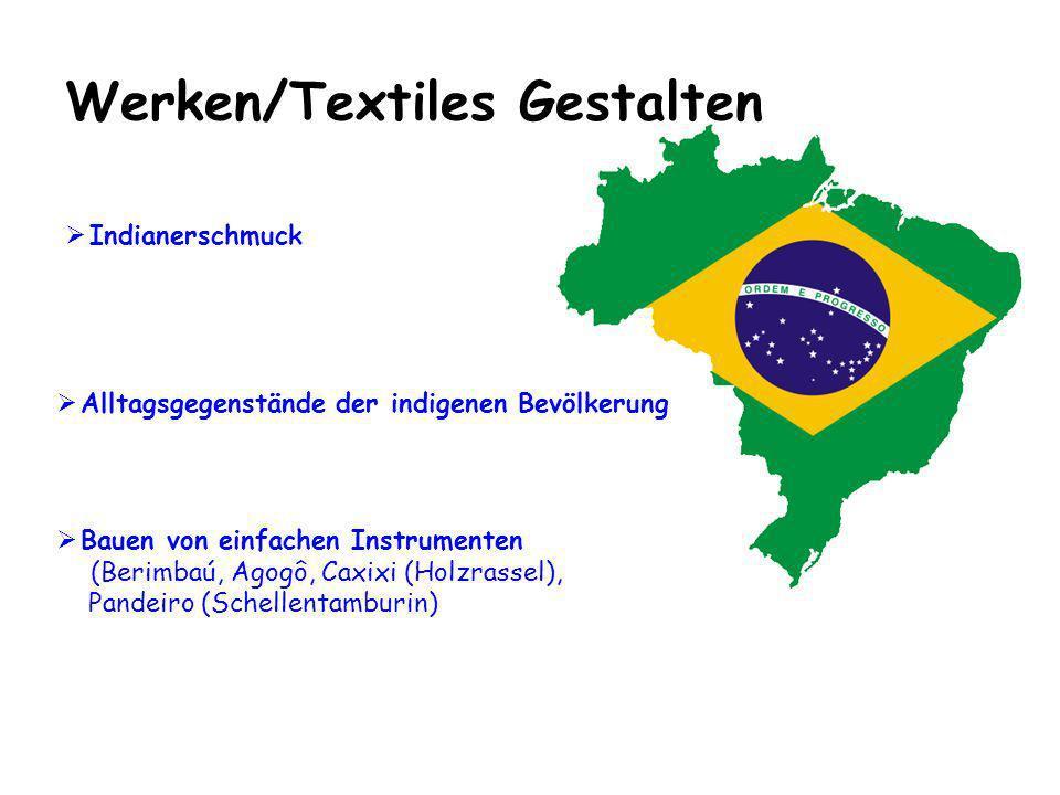 Werken/Textiles Gestalten
