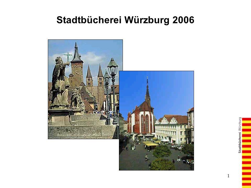 Stadtbücherei Würzburg 2006