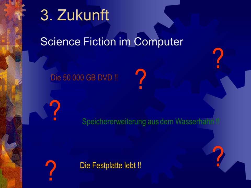 Science Fiction im Computer