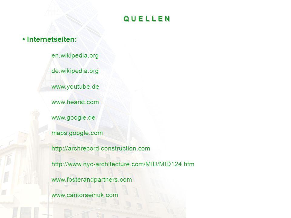 Q U E L L E N • Internetseiten: en.wikipedia.org de.wikipedia.org