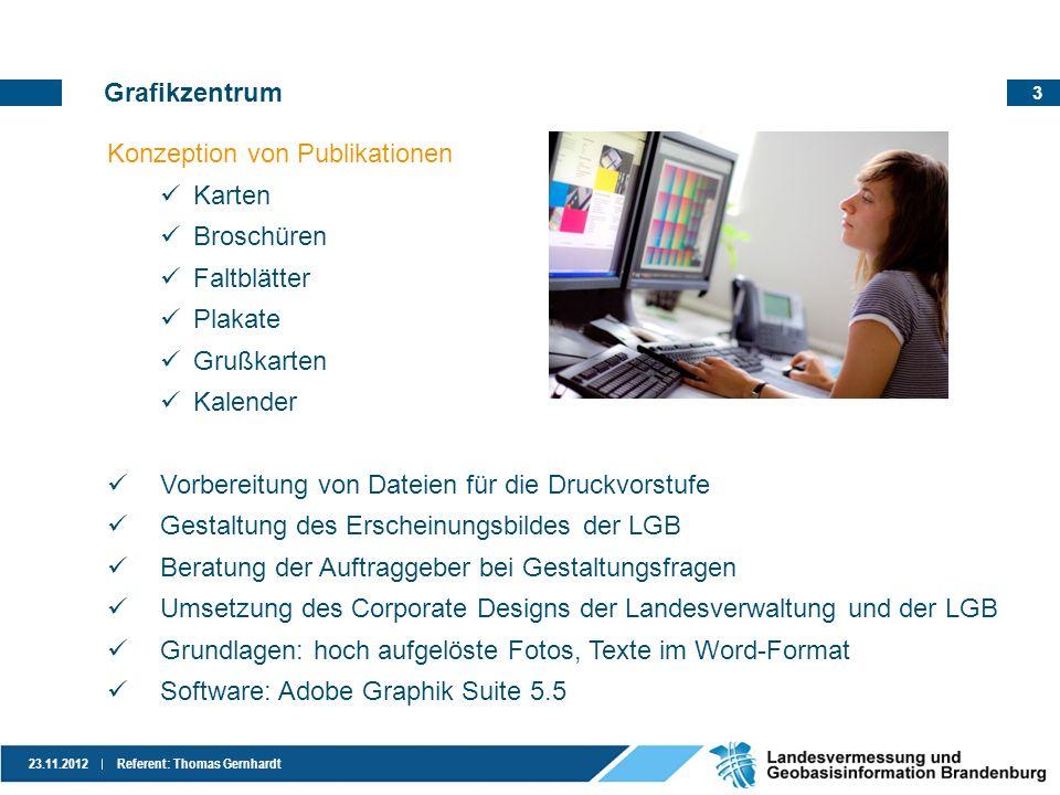 Grafikzentrum Konzeption von Publikationen. Karten. Broschüren. Faltblätter. Plakate. Grußkarten.