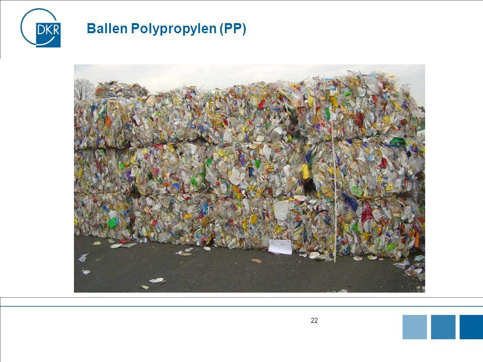 Ballen Polypropylen (PP)