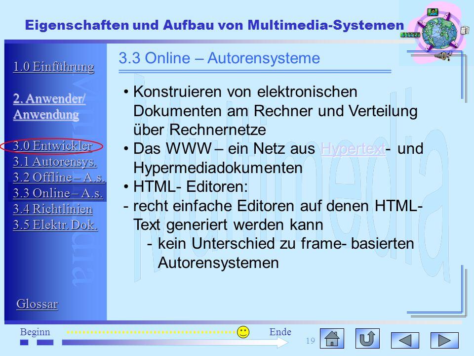 3.3 Online – Autorensysteme