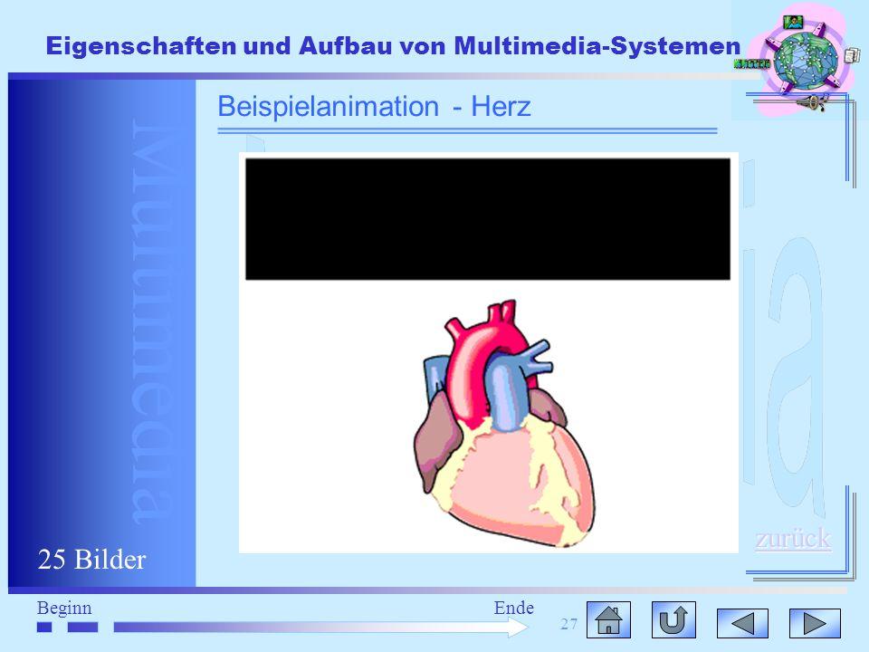 Beispielanimation - Herz