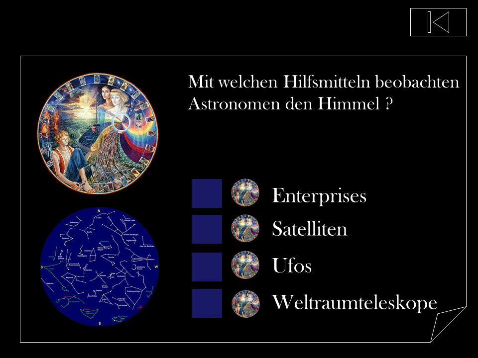 Enterprises Satelliten Ufos Weltraumteleskope