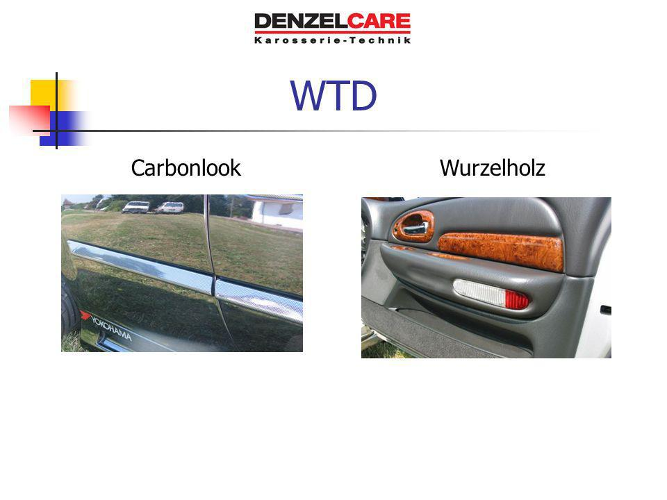 WTD Carbonlook Wurzelholz