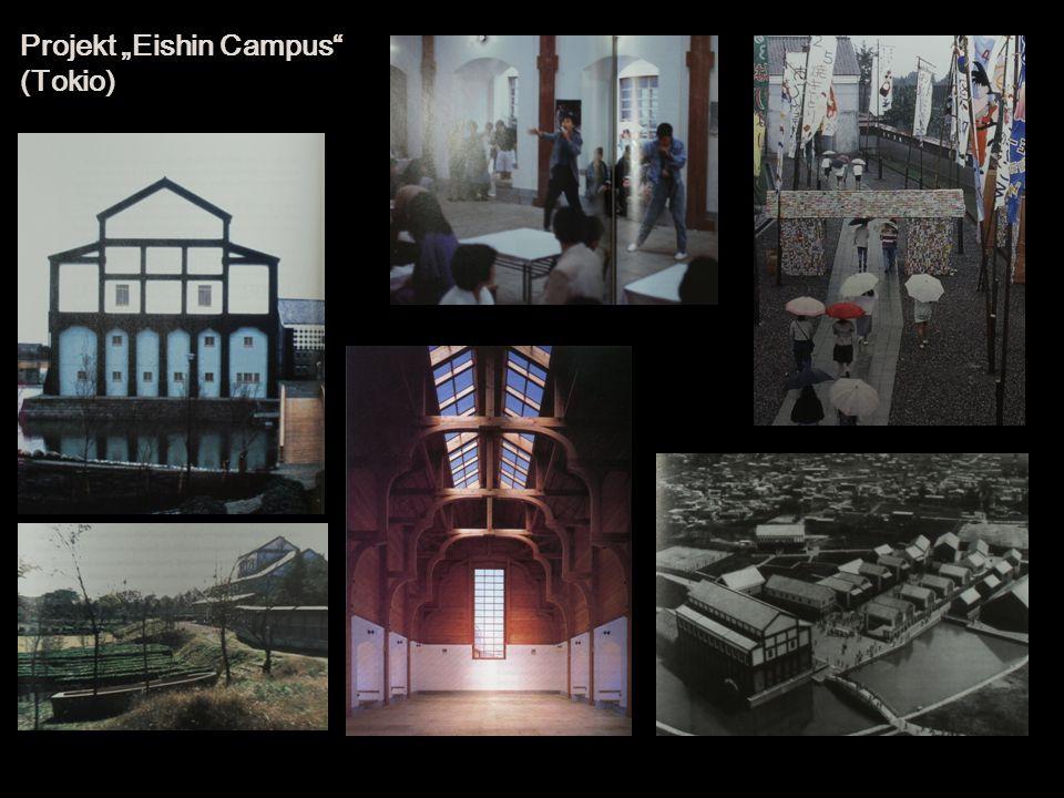 """Projekt """"Eishin Campus (Tokio)"""
