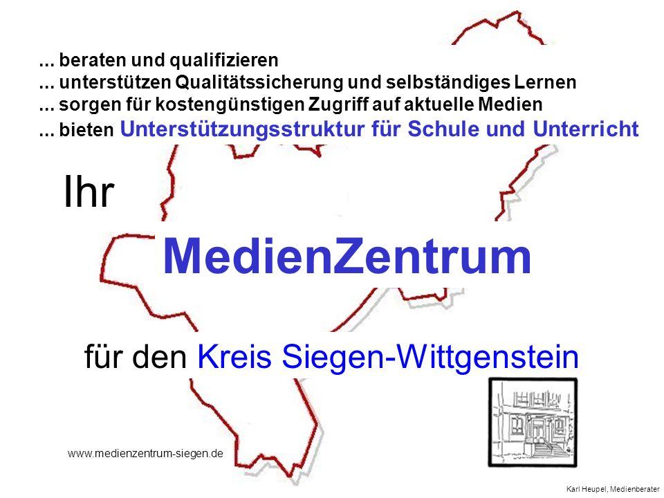 MedienZentrum Ihr für den Kreis Siegen-Wittgenstein
