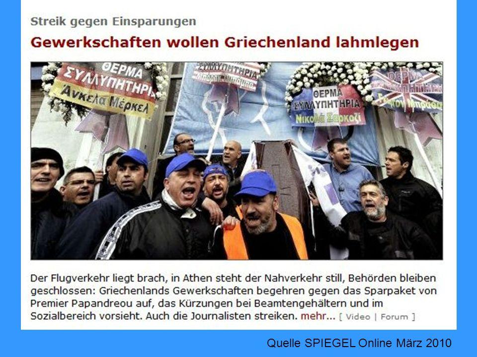Quelle SPIEGEL Online März 2010
